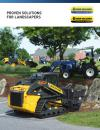 PROVEN SOLUTIONS FOR LANDSCAPERS