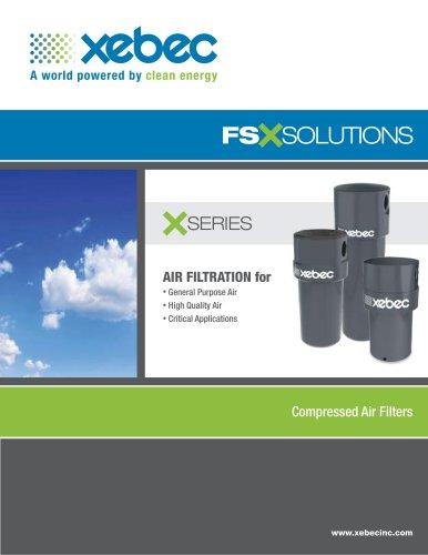 FSX Air Filter