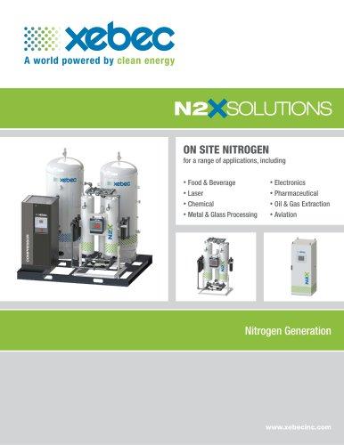 N2X Nitrogen