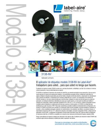 3138-NV Printer Applicator