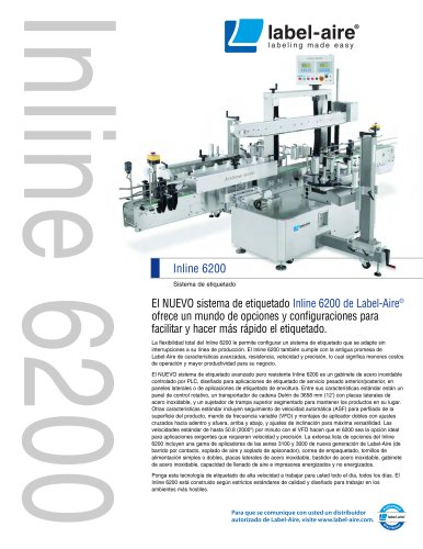Inline Series 6200