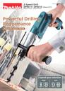 2-Speed Drill DP4011, DP4010