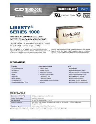 LIBERTY® Series 1000