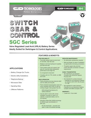 SGC Series