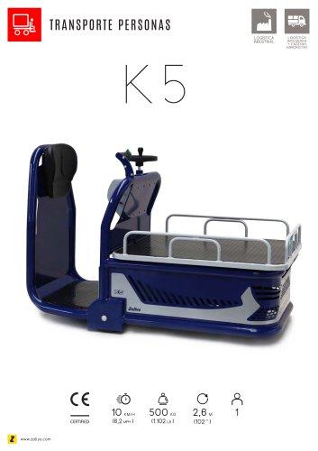 K5 preparación de pedidos