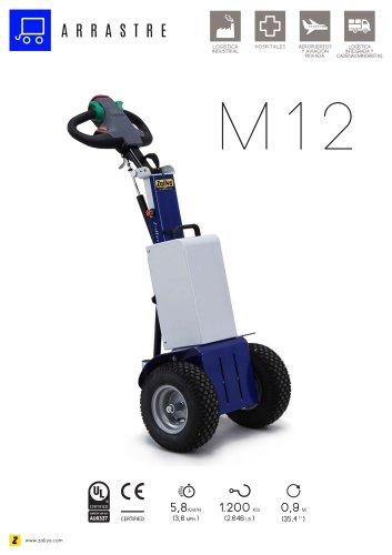 M12 remolcador eléctrico