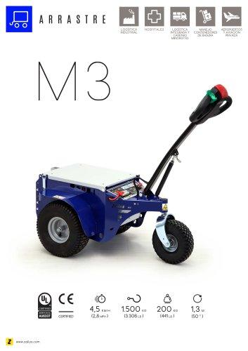 M3 Remolcador eléctrico