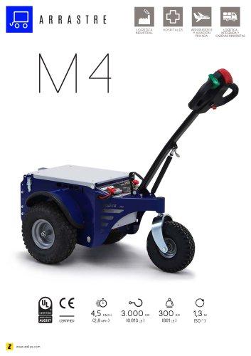 M4 Remolcador eléctrico