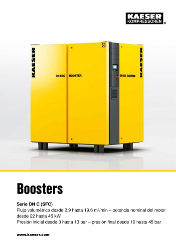 Serie Boosters