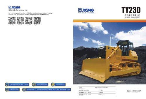 XCMG 175 KW Crawler Bulldozer TY230