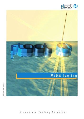 WEDM tooling