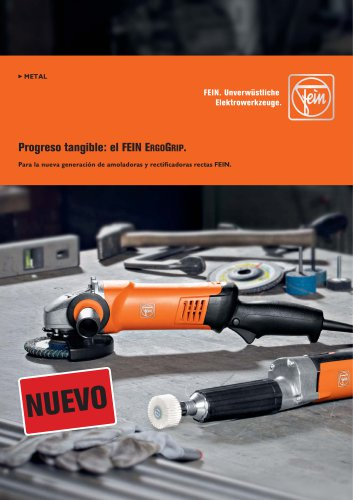 Progreso tangible: el FEIN Ergo grip.