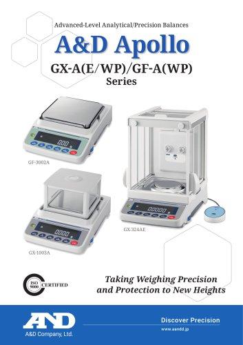 GX-A/GF-A Series of Multi-Functional Precision Balances