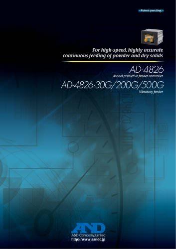 Model Predictive Feeder Controller/AD-4826