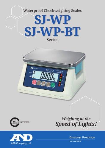 SJ-WP Series of Waterproof Checkweighing Scales