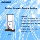 Tension Strength Testing Machine