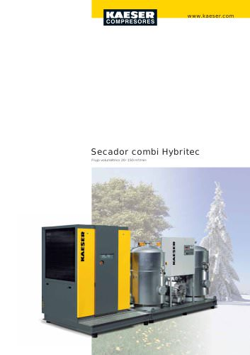 Secador combi Hybritec