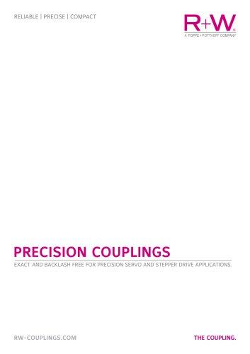 Precision couplings catalog