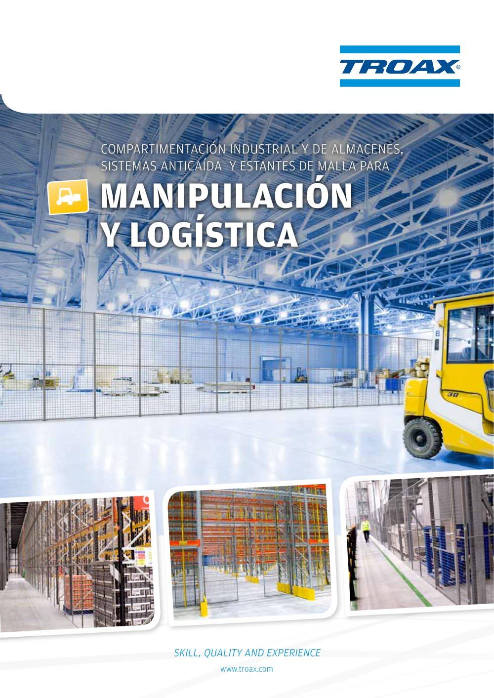 Logistica almacen pdf
