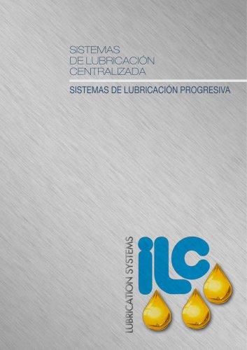 catálogo dedicado a los sistemas de lubricación progresiva