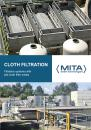 Cloth Filtration for Wastewater Treatment