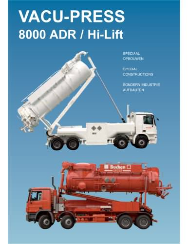 Vacu-Press® ADR / HI-LIft