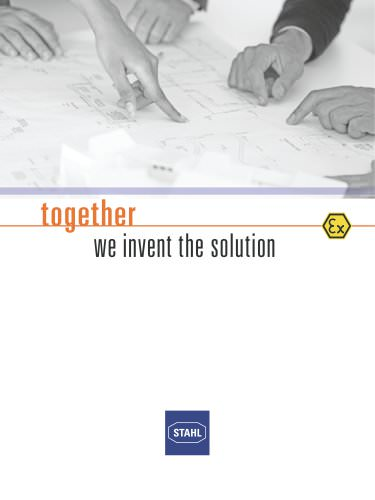 Together we invent the solution