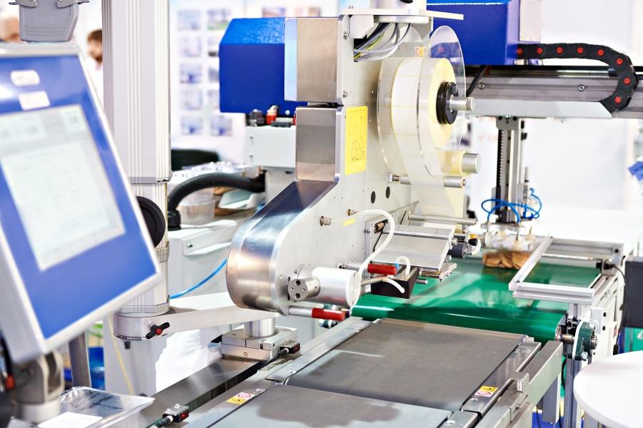Detección precisa de etiquetas y adhesión al envase