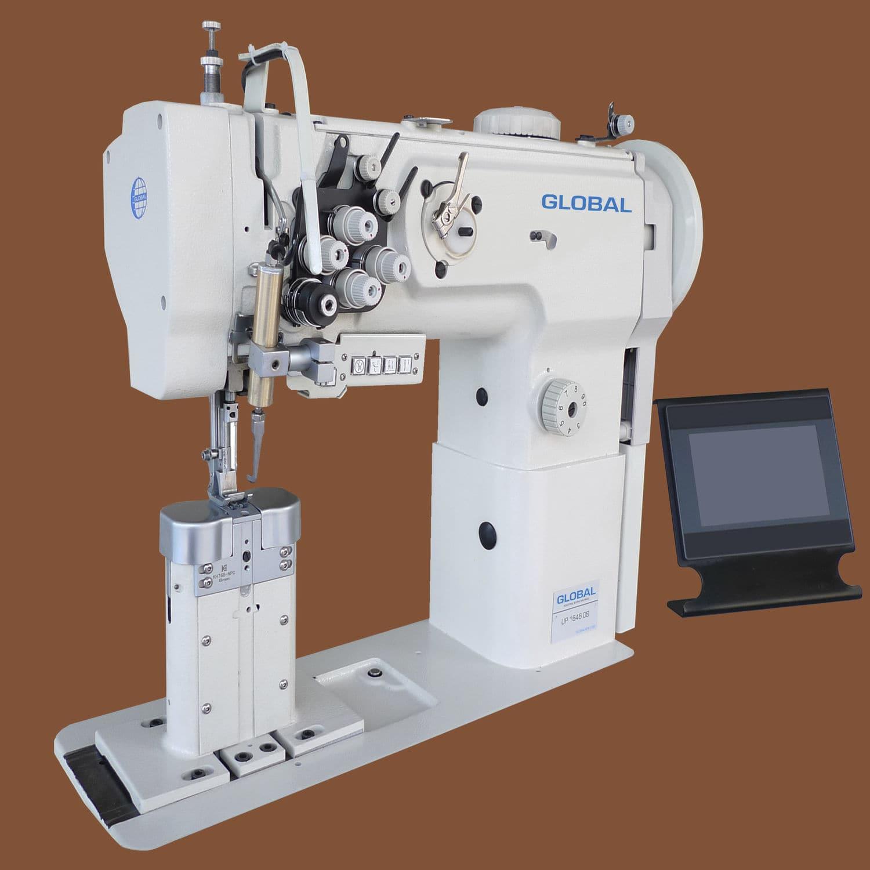 Máquina de coser de 2 agujas - UP 1646 OS - Global