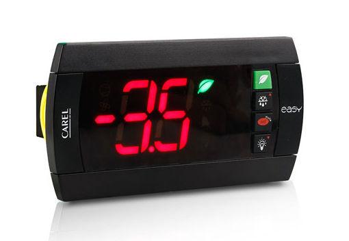 Controlador y limitador de temperatura de refrigeración - PJS5* - CAREL