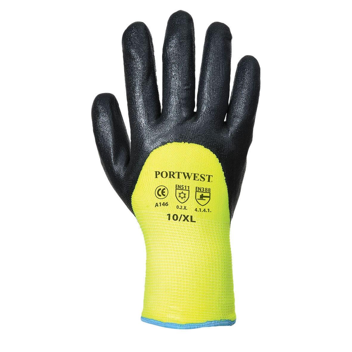 auténtico diseño profesional paquete de moda y atractivo Guante de trabajo / de protección térmica / de nitrilo ...