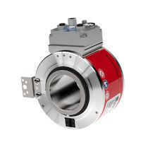 Encoder rotativo absoluto / de eje hueco / compacto / para la industria