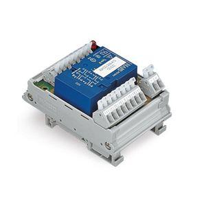 módulo de relé de conmutación / electromecánica / para montaje sobre riel DIN / para actuador