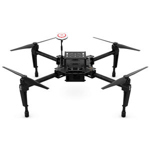 dron cuadricóptero