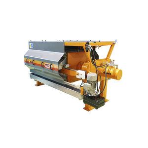 filtro-prensa semiautomática / de bastidor / para el tratamiento de fangos