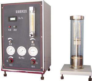 analizador de oxígeno