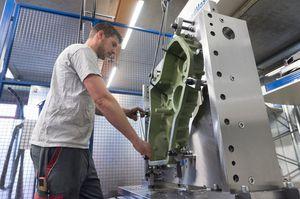 mecanizado fresado CNC