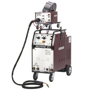 máquina de soldar MIG / MAG / AC / automática
