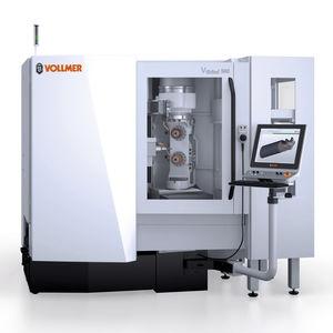 rectificadora cilíndrica exterior / para chapa metálica / CNC / automática