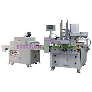 máquina de serigrafia para reglas