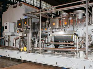 bomba de agua / centrífuga / para aplicaciones de refinería / de fuerte carga