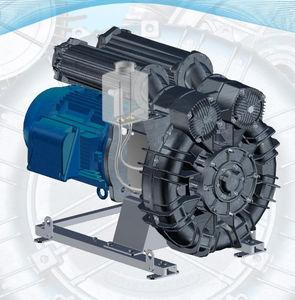 soplador de aire / de canal lateral / monoetapa / de aluminio