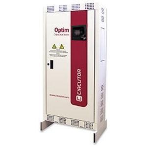 batería de condensadores automática / de baja tensión