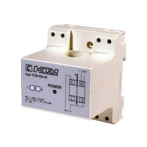 transformador de corriente / encapsulado / en riel DIN