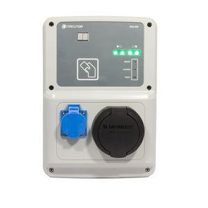 cargador de baterías universal / montable en pared / automático / para vehículo eléctrico