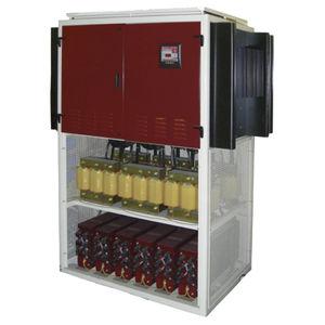 batería de condensadores automática / de baja tensión / con inductancias antiarmónicas