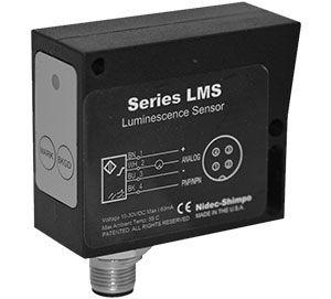 detector de luminiscencia rectangular