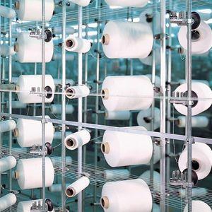 fileta de hilado textil
