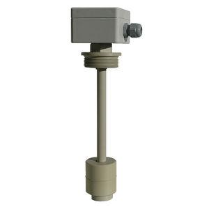 interruptor de nivel de flotador magnético / para líquidos / de puntos multiples / de PVC