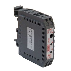 transmisor de temperatura en riel DIN